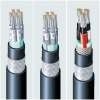 ship control device cable (copper wire braiding screened)
