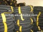 Abrasive sandblast hose