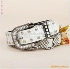 2012 Fashion PU Belt for WOMEN