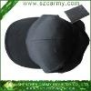 polyester&cotton black stylish American college baseball caps