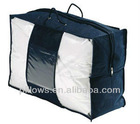 bedding packaging bag with 2 rope handles