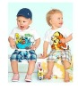 2012 boys t-shirt with toger pattern