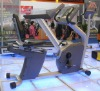 fitness/ ports/ gym equipment --- Recumbent Cycle