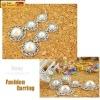 Costume Elegant Pearl Dangle Earring