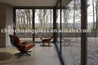 Glass Balcony-Aluminium