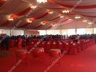 tent decoration lining