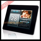800X600 Digital Photo Frame with LED Backlight and Built-in Stereo Speaker