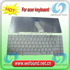 Hot sale laptop keyboard For acer Aspire 6920 6920G 6935 6935G