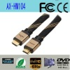 high speed flat HDMI 1.4 3D