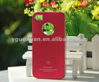 Phone Case Perfect Fit Red iP hone4/4s/5 Case (SJK001)