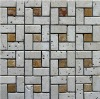 Chinese Marble Crazy Mosaic Tile
