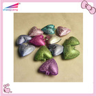 jingle bells for christmas decoration /heart decoration bell
