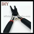 Plier tools for handmade jewelry making