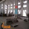 Textile PTA Powder Vertical Chain Slat Conveyor