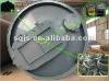 waste rubber/plastic to fuel machine