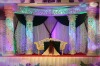 The new design half moon wedding mandap