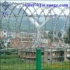 anti-climb razor wire