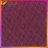Red color Nylon&Spandex Elastic Lace Fabrics