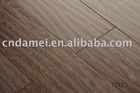 Wave surface HDF Laminate flooring 12mm thickness