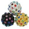 XG-OLK0131 Multicolor Crystal Spacer Bead For Bracelet