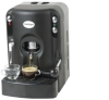 Espresso coffee machine with hot water