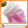 adhesive rhinestone sticker sheets