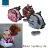 2012 hot SALE dog backpack dog bag pet backpack