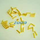 brass tubular rivets usd in Micro Circuit Breakers