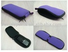 Hot sell ! neoprene phone case with zipper closure