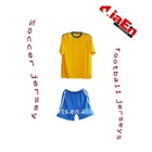 Wholesale Blank Football Jerseys with Heat Sublimation Printing