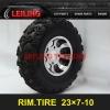 23*7-10 ATV Tires,ATV Rim,ATV Wheel