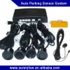 Buzzer Auto Parking Sensor System - 4 Sensor - Black1