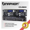 Professional Scratch Dual CD/USB/SD DJ CD Electronic player CDJ6600