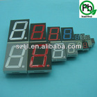 CE&ROHS Approved LED Digital Clock Display Super Blue/Red( 7 Segment LED Display)