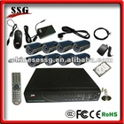 8 channel h.264 network security cctv dvr H.264 compression ideal for saving HDD space