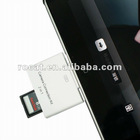 for ipad accessories 2 in 1 card reader