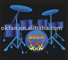 EL Drum Kit T-Shirt