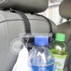 Cleverly pot polybag for seat headrest plastic car hook