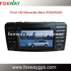 2 din Mercedes R300 car dvd gps
