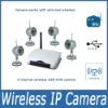 2.4Ghz Wireless 4 channel Digital USB DVR Surveillance Equipment wireless camera Receiver + Night Vision Camera
