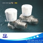 china Brass Automatic thermostatic valves /automatic thermostatic radiator valves