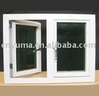 80series aluminum casement window good quality