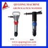 Hand Hold Pneumatic Air Breaker Hammer/Pneumatic Pick Hammer/Pneumatic Forging Hammer