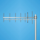 450-470MHz 12dBi high gain outdoor Yagi Antenna for CDMA use