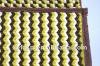 Microfiber Polyester Plain Rug With Hot Melt Backing