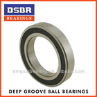 6007-2RS Hot Sale Deep Groove Ball Bearing in Cheap Price
