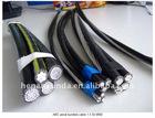 ABC Cable duplex*AAC/ACSR Lineas Aereas