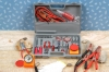 46Pcs Emergency Tool Kit