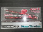 Professional Hair Digital Ceramic Curling Iron Nona Titanium Straightener