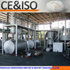 2012 advanced scrap tire pyrolysis machine with cap-6 to 20 MT/D